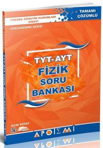 Apotemi TYT AYT Fizik Tamamı Çözümlü Soru Bankası