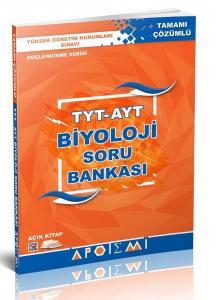 Apotemi TYT AYT Biyoloji Tamamı Çözümlü Soru Bankası
