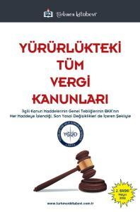 Türkmen Yürürlükteki Tüm Vergi Kanunları
