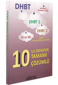 Asil DHBT Din Hizmetleri Alan Bilgisi Tamamı Çözümlü 10 Deneme 2016