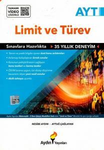 Aydın Yayınları AYT Limit ve Türev
