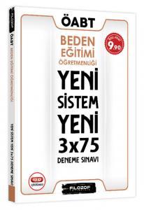 Filozof ÖABT Beden Eğitimi Öğretmenliği Yeni Sistem 3x75 Deneme Sınavı