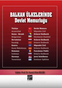 Balkan Ülkelerinde Devlet Memurluğu