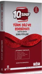 Başka Yayıncılık 10. Sınıf Türk Dili Edebiyatı Hafta Hafta Soru Föyleri