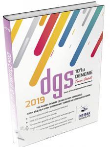 İntibak DGS Tamamı Çözümlü 10 Deneme Seti 2019