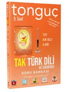 Tonguç Akademi 9. Sınıf TAK Türk Dili ve Edebiyatı Soru Bankası