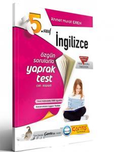 Çanta 5. Sınıf İngilizce Yaprak Test