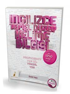 Pelikan İngilizce Temel Düzey Kelime Bilgisi Proficiency, YKS DİL, YÖKDİL, YDS