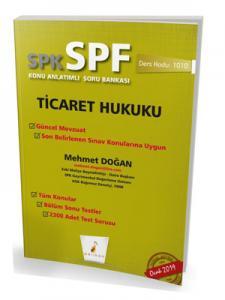 Pelikan SPK - SPF Ticaret Hukuku Konu Anlatımlı Soru Bankası 1010