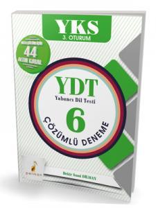 YDT Yabancı Dil Testi 6 Çözümlü Deneme