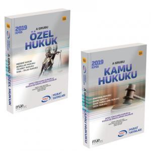 Murat Eğitim KPSS A Grubu Hukuk Konu İkilisi 2019