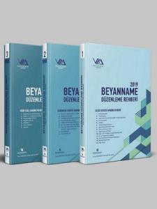 Beyanname Düzenleme Rehberi BDR 2019 - Vergi Müfettişleri Derneği