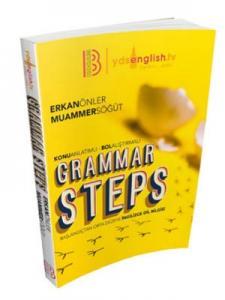 Benim Hocam Grammar Steps Başlangıçtan Orta Düzeye İngilizce Dilbilgisi Konu Anlatımlı
