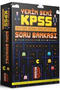 Benim Hocam Yayınları 2020 KPSS Yerim Seni GY GK Konu Anlatımlı Soru Bankası