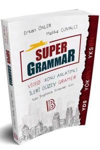Benim Hocam YDS YÖKDİL YKSDİL Super Grammar Video Konu Anlatımlı