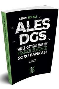 Benim Hocam Yayınları 2020 ALES DGS Sözel-Sayısal Mantık Tamamı Çözümlü Soru Bankası