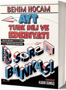 Benim Hocam Yayınları 2020 AYT Türk Dili ve Edebiyatı Soru Bankası