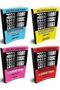 Benim Hocam Yayınları 2020 KPSS Eğitim Bilimleri Tamamı Çözümlü 52 Deneme Seti