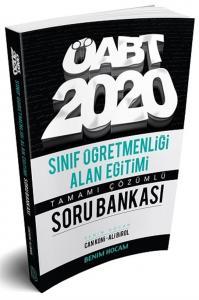 Benim Hocam Yayınları 2020 ÖABT Sınıf Öğretmenliği Alan Eğitimi Soru Bankası