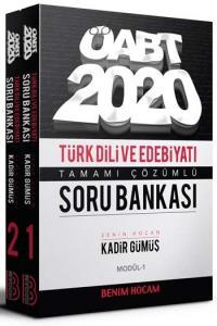 Benim Hocam Yayınları 2020 ÖABT Türk Dili ve Edebiyatı Öğretmenliği Modüler Soru Bankası