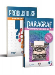 Benim Hocam Yayınları 2020 Tüm Sınavlar İçin Paragraf ve Problemler Denemeleri (Pragmatik Serisi)