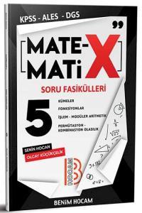 Benim Hocam Yayınları KPSS ALES DGS Matematix Soru Fasikülleri 5