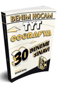 Benim Hocam Yayınları TYT Coğrafya 30 Deneme Sınavı