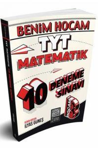 Benim Hocam Yayınları TYT Matematik 10 Deneme Sınavı