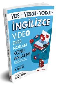 Benim Hocam Yayınları YDS-YKSDİL-YÖKDİL Video Ders Notları