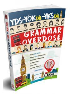 Benim Hocam YDS YÖKDİL YKSDİL Grammar Overdose Soru Bankası