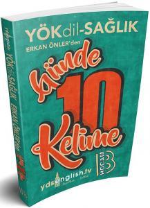 Benim Hocam YÖKDİL Sağlık Günde 10 Kelime Cep Kitabı