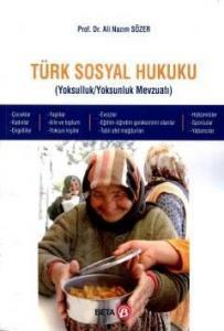 Beta Türk Sosyal Hukuku Yoksulluk/Yoksunluk Mevzuatı
