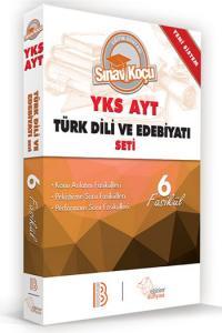 Benim Hocam YKS AYT Türk Dili ve Edebiyatı Sınav Koçu Konu Anlatımlı 6 Fasikül Set