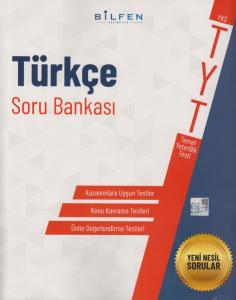 Bilfen Yayınları TYT Türkçe Soru Bankası