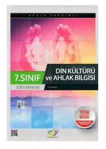 FDD Yayınları 7. Sınıf Din Kültürü ve Ahlak Bilgisi Soru Bankası