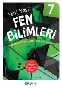 Bilgi Küpü Yayınları 7. Sınıf Fen Bilimleri Özet Bilgi Bol Alıştırma Yeni Nesil Sorular