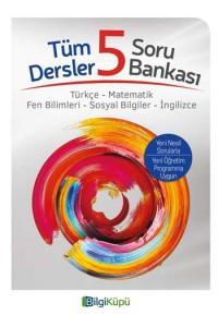 BilgiKüpü Yayınları 5. Sınıf Tüm Dersler Soru Bankası