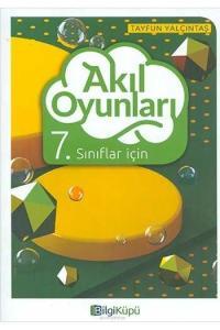 BilgiKüpü Yayınları 7. Sınıf Akıl Oyunları