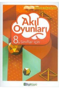 BilgiKüpü Yayınları 8. Sınıf Akıl Oyunları