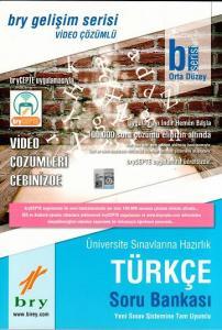 Birey Gelişim Serisi Türkçe Video Çözümlü Soru Bankası B Serisi Orta Düzey