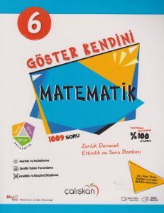 Çalışkan Yayınları 6. Sınıf Matematik Göster Kendini Soru Bankası
