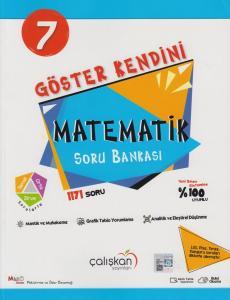 Çalışkan Yayınları 7. Sınıf Matematik Göster Kendini Soru Bankası