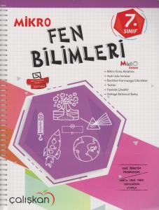 Çalışkan Yayınları 7. Sınıf Mikro Fen Bilimleri