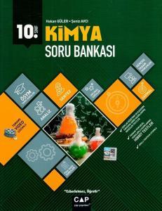 Çap Yayınları 10. Sınıf Anadolu Lisesi Kimya Soru Bankası
