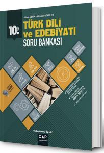Çap Yayınları 10. Sınıf Anadolu Lisesi Türk Dili ve Edebiyatı Soru Bankası