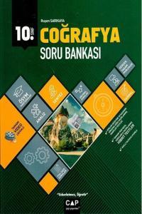 Çap Yayınları 10. Sınıf Anadolu Lisesi Coğrafya Soru Bankası