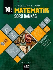 Çap Yayınları 10. Sınıf Anadolu Lisesi Matematik Soru Bankası