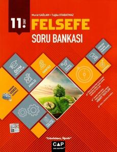 Çap Yayınları 11. Sınıf Anadolu Lisesi Felsefe Soru Bankası