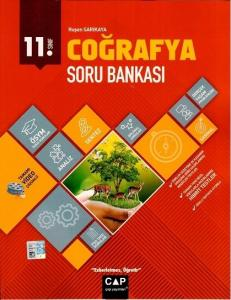 Çap Yayınları 11. Sınıf Coğrafya Soru Bankası