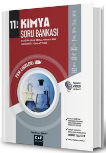 Çap Yayınları 11. Sınıf Fen Lisesi Kimya Soru Bankası